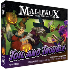 Malifaux 3E: Toil and Trouble - Rotten Harvest Special Edition (PREORDER)