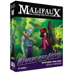 Malifaux 3E: Beware the Lights - Rotten Harvest Special Edition (PREORDER)