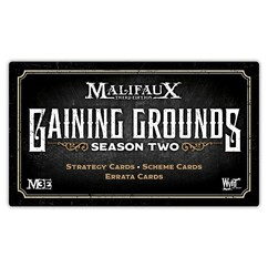 Malifaux 3E: Gaining Grounds - Season Two (PREORDER)