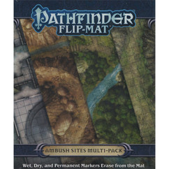 Pathfinder RPG: Flip-Mat - Ambush Sites Multi-Pack