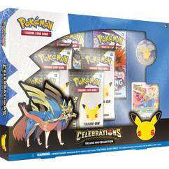 Pokemon: Celebrations Deluxe Pin Collection Zacian