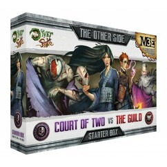 The Other Side: Court of Two vs The Guild - Starter Box (PREORDER)
