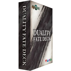 Malifaux: Duality Fate Deck (PREORDER)