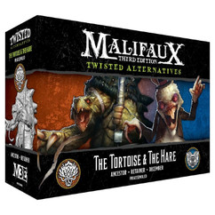 Malifaux 3E: The Tortoise & The Hare - Twisted Alternatives (PREORDER)