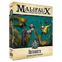 Malifaux 3E: Botanists (Explorer's Society) (PREORDER)