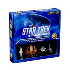 Star Trek Attack Wing: Independent Faction Pack A Motley Fleet