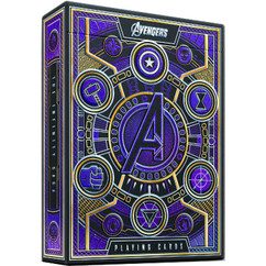Marvel Studios: Avengers - Playing Cards