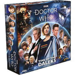Doctor Who: Time of the Daleks (Updated Edition) (PREORDER)
