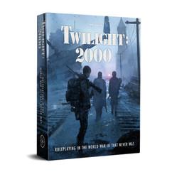 Twilight 2000 RPG: Core Box Set (PREORDER)