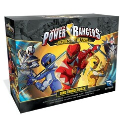 Power Rangers Heroes of the Grid: Dino Thunder Pack (PREORDER)