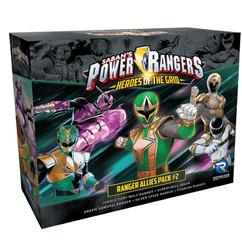 Power Rangers Heroes of the Grid: Rangers Allies Pack #2 (PREORDER)