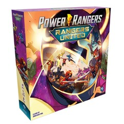 Power Rangers Heroes of the Grid: Rangers United Expansion (PREORDER)