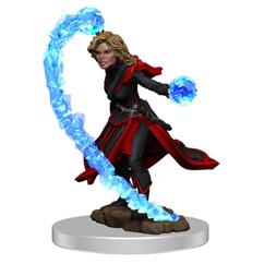 Pathfinder Battles Premium Miniatures: Female Human Wizard (Wave 3) (PREORDER)