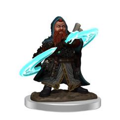 Pathfinder Battles Premium Miniatures: Male Dwarf Sorcerer (Wave 3) (PREORDER)