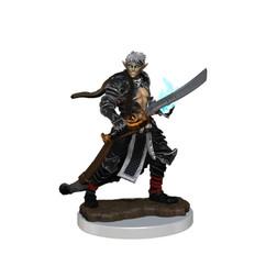 Pathfinder Battles Premium Miniatures: Male Elf Magus (Wave 3) (PREORDER)