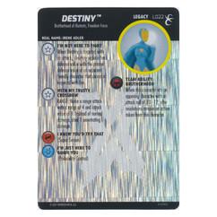 Destiny: Legacy #022- X-Men Rise & Fall