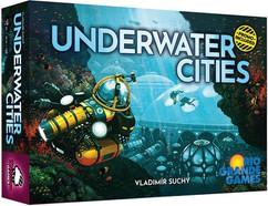 Underwater Cities (Ding & Dent)