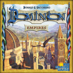 Dominion: Empires Expansion (Ding & Dent)