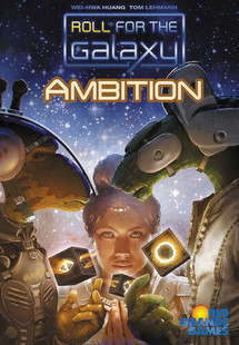Roll For The Galaxy: Ambition Expansion (Ding & Dent)