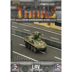 Tanks: The Modern Age - American LAV-25 / LAV-AT Expansion