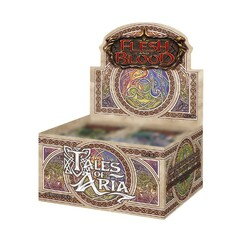 Flesh & Blood TCG: Tales of Aria Booster Box 1st Edition