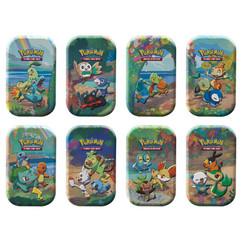 Pokemon: Celebrations Mini Tin Display (8)