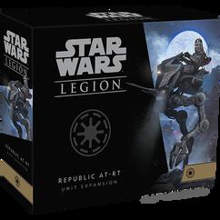 Star Wars: Legion - Republic AT-RT Unit Expansion (Ding & Dent)