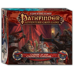 Pathfinder Adventure Card Game: Curse of the Crimson Throne (Ding & Dent)