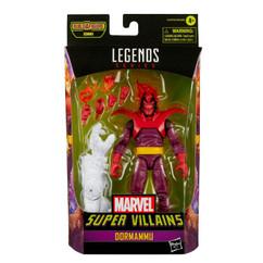 Marvel Legends Series: Super Villains - Dormammu Action Figure (6in)