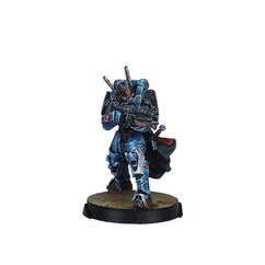 Infinity: PanOceania - Knight of Santiago (Spitfire) (PREORDER)