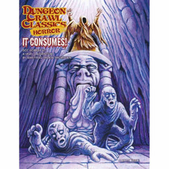 Dungeon Crawl Classics RPG: Horror #7 - It Consumes! (PREORDER)