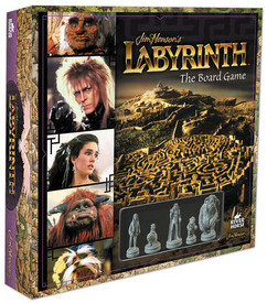 Jim Henson's Labyrinth: The Board Game (Ding & Dent)
