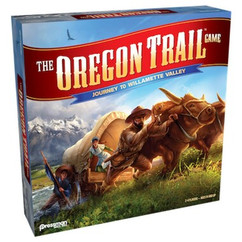 The Oregon Trail Game: Journey Willamette Valley (Ding & Dent)