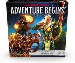 Dungeons & Dragons: Adventure Begins (Ding & Dent)