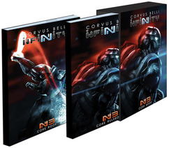 Infinity: Rulebook N3 (3rd Edition) (Ding & Dent)