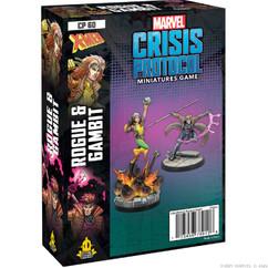 Marvel Crisis Protocol: Rogue & Gambit (PREORDER)