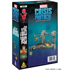 Marvel Crisis Protocol: Spider-Man vs. Doctor Octopus - Rival Panels (PREORDER)