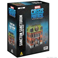 Marvel Crisis Protocol: Sanctum Sanctorum Terrain (PREORDER)