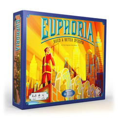 Euphoria: Building a Better Dystopia w/ Game Trayz (Ding & Dent)