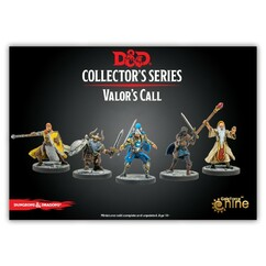 Dungeons & Dragons Miniatures: Collector's Series - The Wild Beyond the Witchlight - Valor's Call (PREORDER)