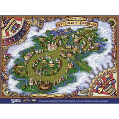 Dungeons & Dragons: The Wild Beyond the Witchlight - Map Set (PREORDER)