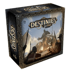 Destinies: Sea of Sands Expansion (PREORDER)
