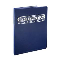 Ultra Pro Portfolio: Cobalt - Collectors Album (4-Pocket) (PREORDER)