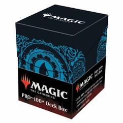 Ultra Pro Deck Box: Magic: The Gathering Mana 7 - Island (PRO-100+) (PREORDER)