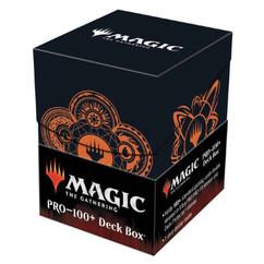 Ultra Pro Deck Box: Magic: The Gathering Mana 7 - Color Wheel (PRO-100+) (PREORDER)