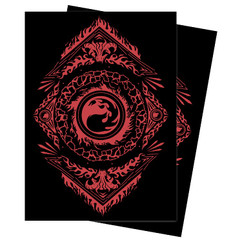 Ultra Pro Sleeves: Magic: The Gathering Mana 7 - Mountain (100ct) (PREORDER)