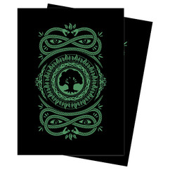 Ultra Pro Sleeves: Magic: The Gathering Mana 7 - Forest (100ct) (PREORDER)