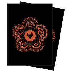 Ultra Pro Sleeves: Magic: The Gathering Mana 7 - Color Wheel (100ct) (PREORDER)