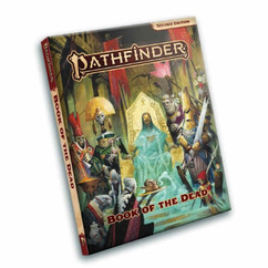 Pathfinder RPG 2nd Edition: Book of the Dead (PREORDER)