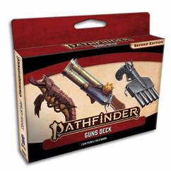 Pathfinder RPG 2nd Edition: Guns Deck (PREORDER)